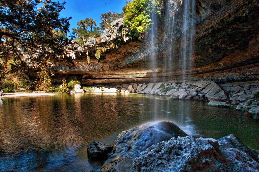 beautiful places, hamilton pool