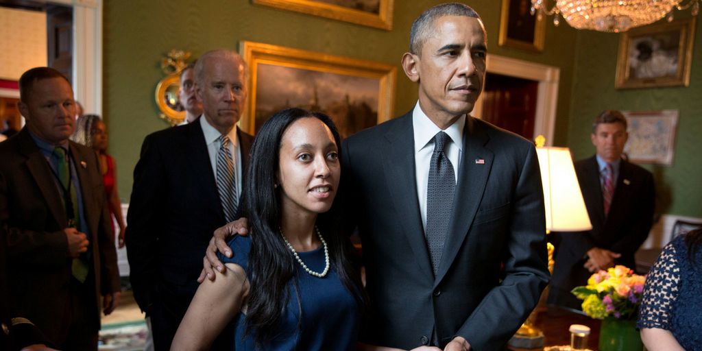 Meet force of nature Haben Girma, Harvard Law School's first deafblind graduate and fearless accessibility advocate