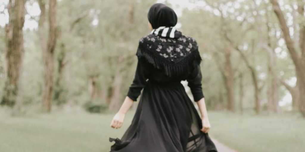 Islam doesn't oppress women – but this absolutely does