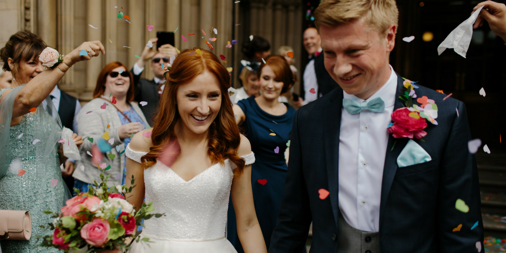 My wedding was a feminist nightmare, but it had nothing to do with my husband