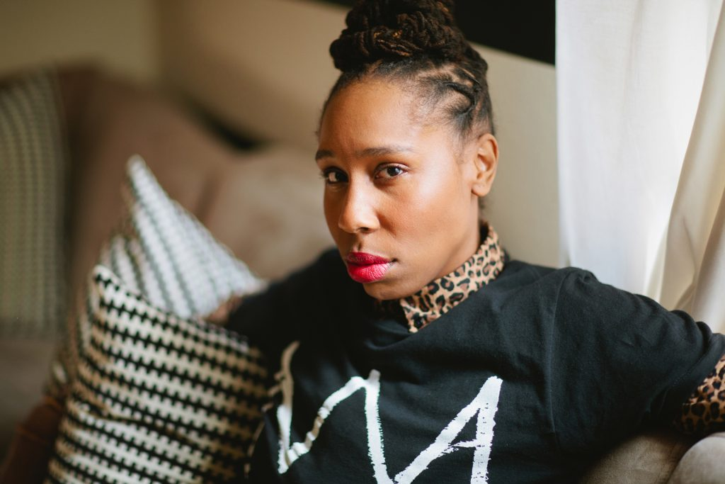 Portrait of Lena Waithe