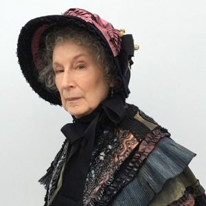 """Magaret Atwood's cameo in """"Alias Grace."""""""