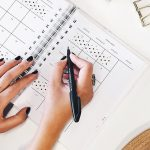 I fight my trauma with one of the most basic tools ever: my planner