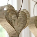 Calling all book lovers: here's all the wedding decor you can't live without
