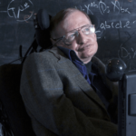 In Memory of Stephen Hawking, a true legend in more ways than one.