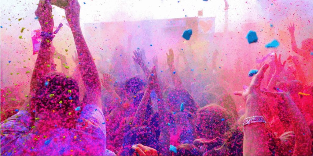 Holi used to be my favorite holiday – until it was ruined for me when I turned 12