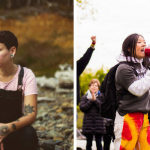 Art-activists Renee Lopez and Ameya Okamoto are breathing new life into social justice activism