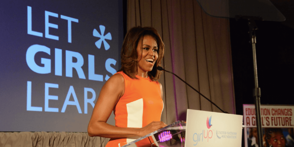 Michelle Obama sent me to tech boot camp and it opened up my eyes to a whole new world