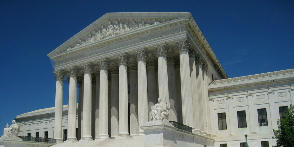 [Image Description: The Supreme Court building in Washington, DC, United States, via pixabay.com]