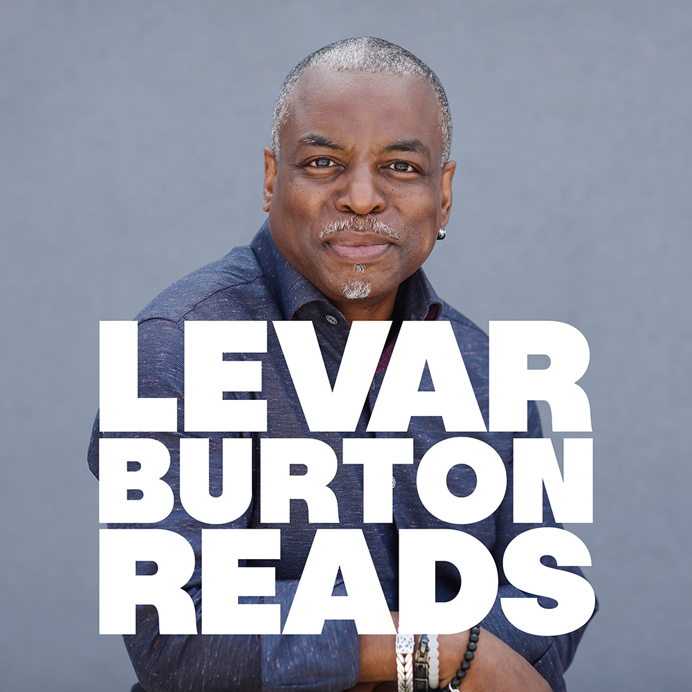 LeVar Burton Read podcast