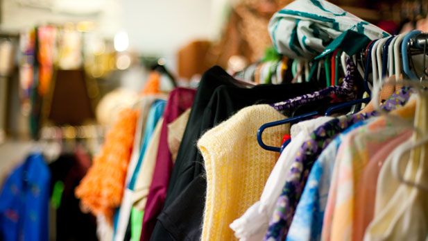 Shopping at thrift stores can save your wallet and the environment