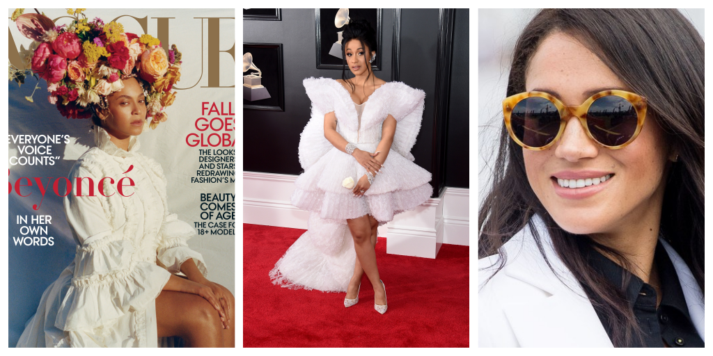 20 of the biggest moments in beauty and fashion in 2018