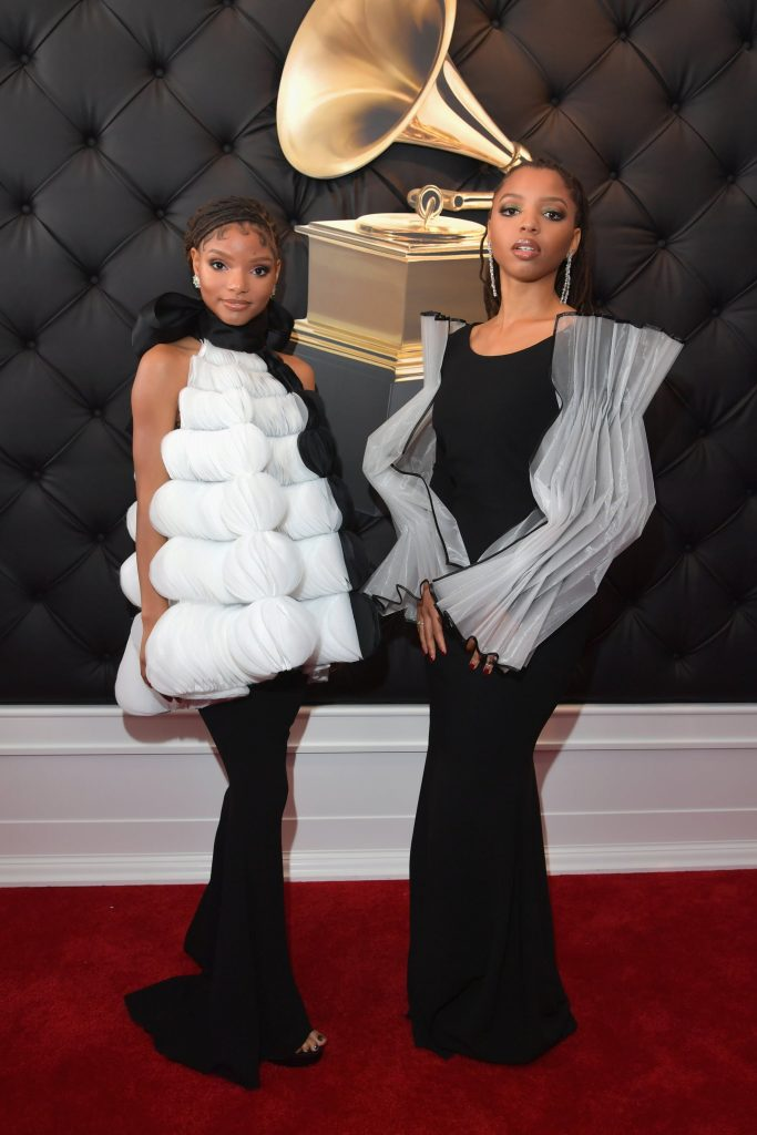 Chloe x Halle at the 2019 Grammy Awards