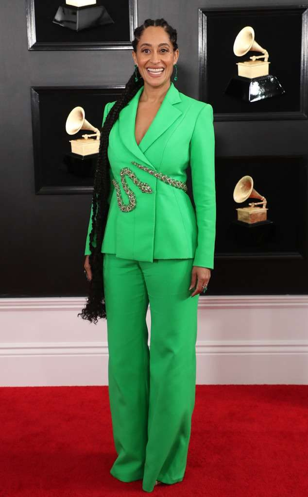 Tracee Ellis Ross at the 2019 Grammy Awards