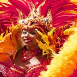 At Brazil's 2019 Carnaval, sequins and golden showers stole the show