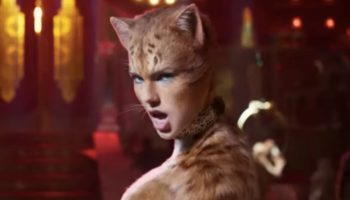 "Will the upcoming movie starring Taylor Swift be the ninth and final life of ""Cats""?"