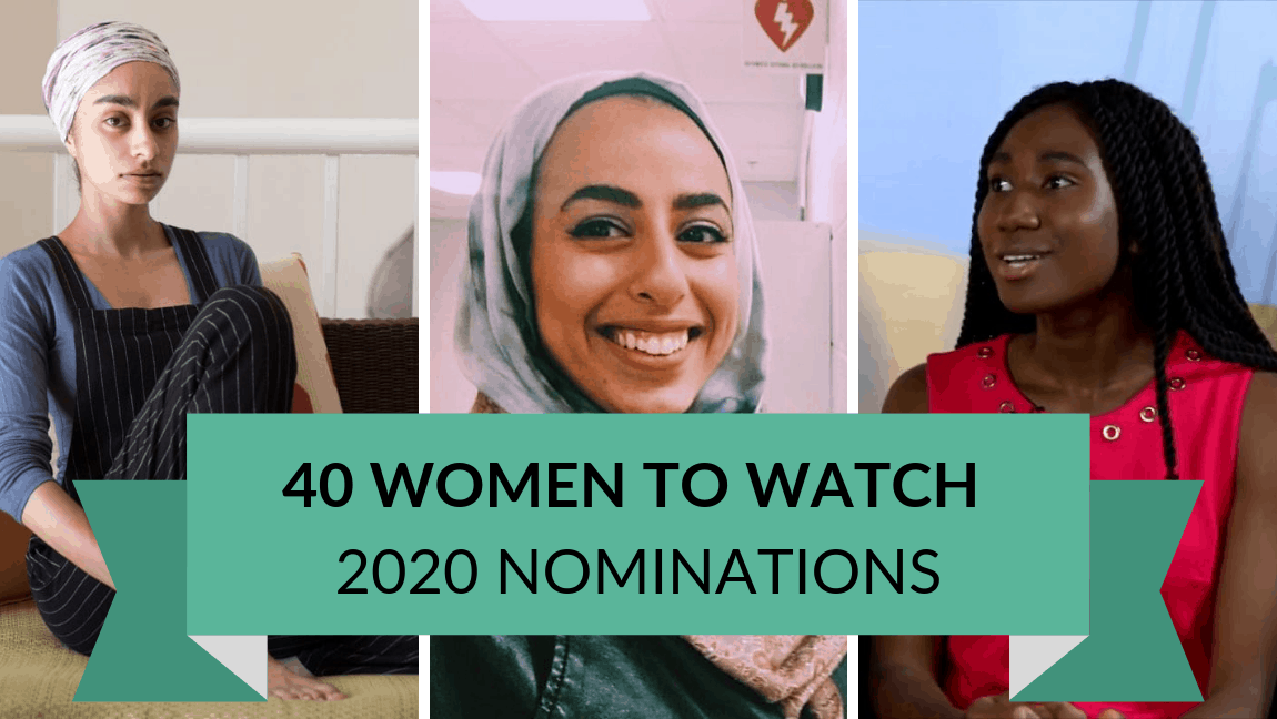 Nobel Peace Prize Nominees List 2020.Want To Make The Tempest 40 Women To Watch List 2020