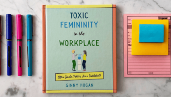 Satirist writer Ginny Hogan calls out toxic femininity in the workplace