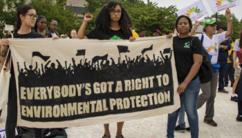 It's time to take a stand against environmental racism