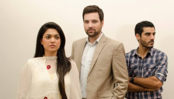 Why are all the women in Pakistani shows submissive?