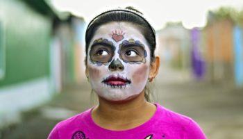 On Día De Los Muertos we celebrate the afterlife, our ancestors and remember the dead