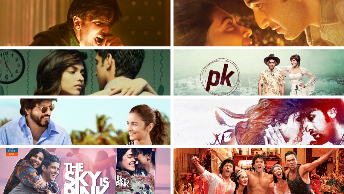 45 Bollywood movies everyone needs to watch at least once in their life