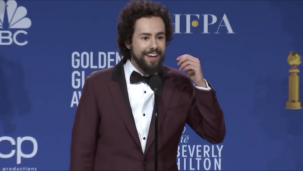 Golden Globe winner Ramy Youssef on disrupting Hollywood's Muslim stereotypes – and what really keeps him going