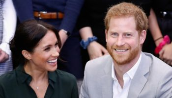 The Duke and Duchess of Sussex are saying goodbye
