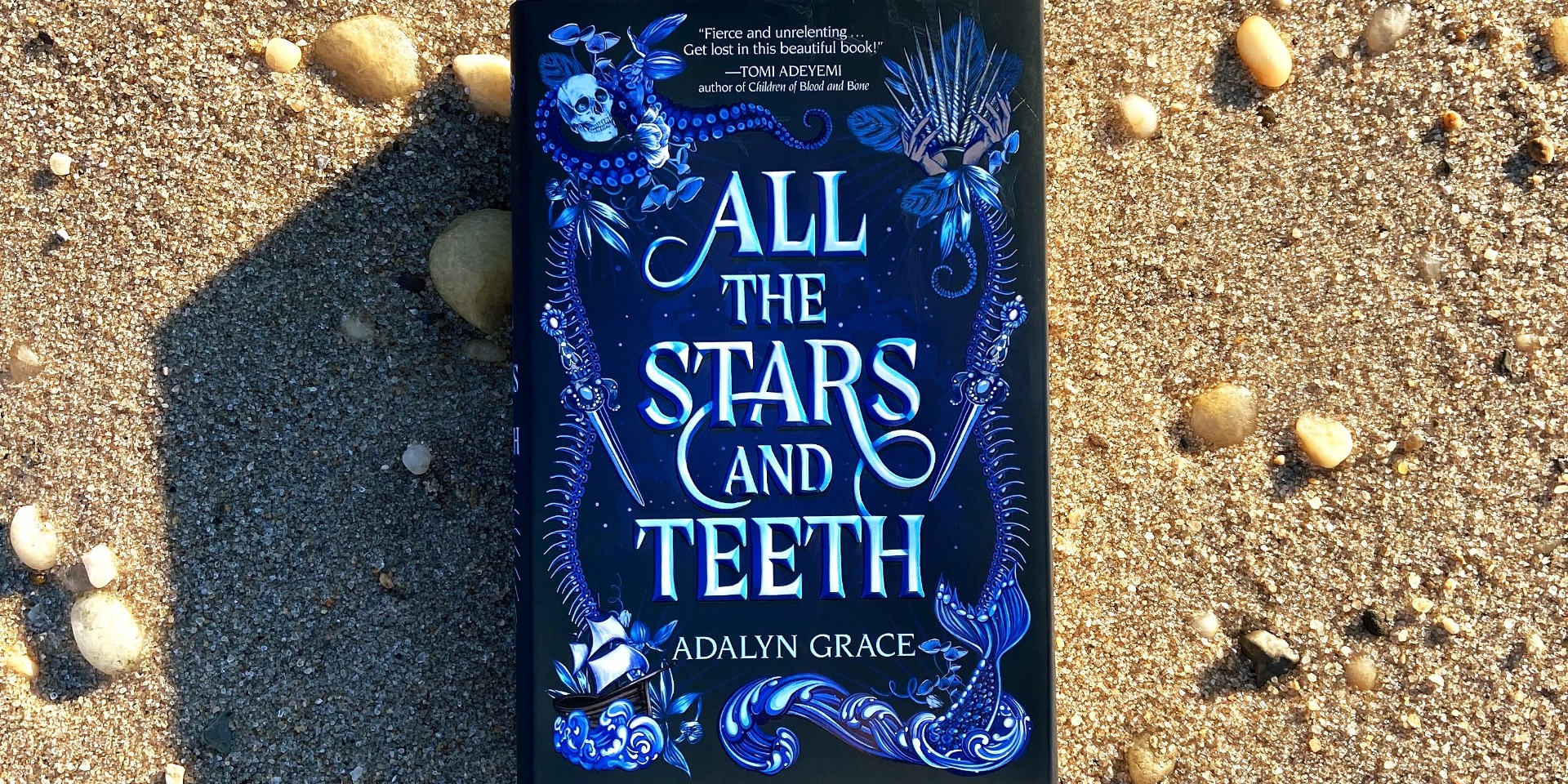 """Have you heard of """"All the Stars and Teeth"""", Adalyn Grace's debut novel about fearless girls?"""
