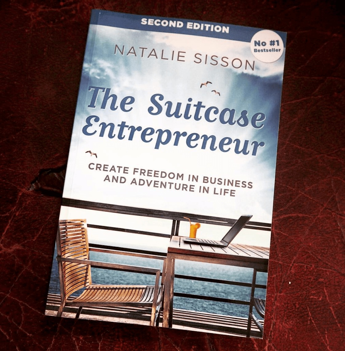 The Suitcase Entrepreneur by Natalie Sisson.