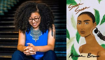 Ariana Brown's poetry powerfully captures life as a queer person of color