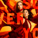 The official logo for Killing Eve Season 3