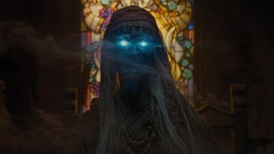 Oracle of Delphi from Percy Jackson movie