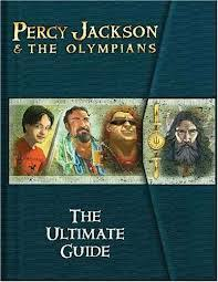 Book cover for Percy Jackson and The Olympians: The Ultimate Guide