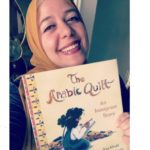 """Aya Khalil invites us to step into the shoes of an immigrant child in """"The Arabic Quilt"""""""