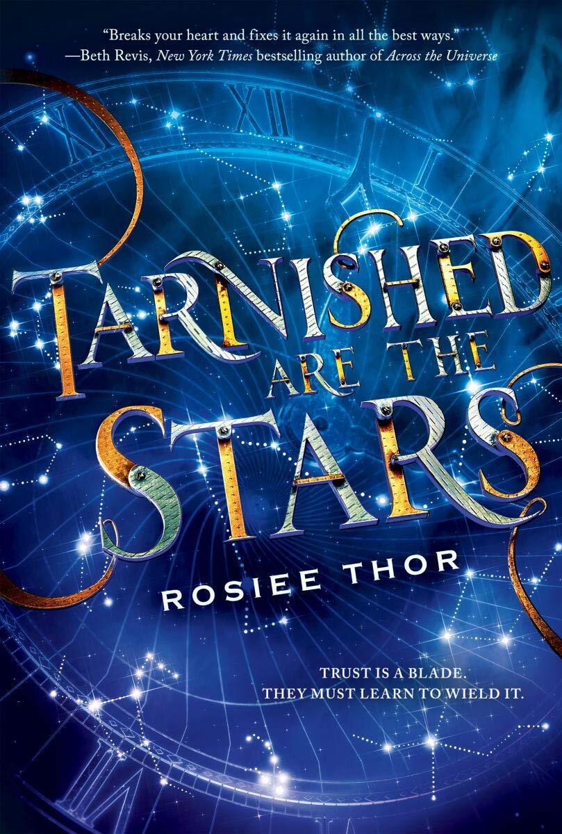 Tarnished Are The Stars.