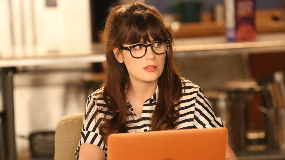 Jess from New Girl makes me feel validated in my awkwardness