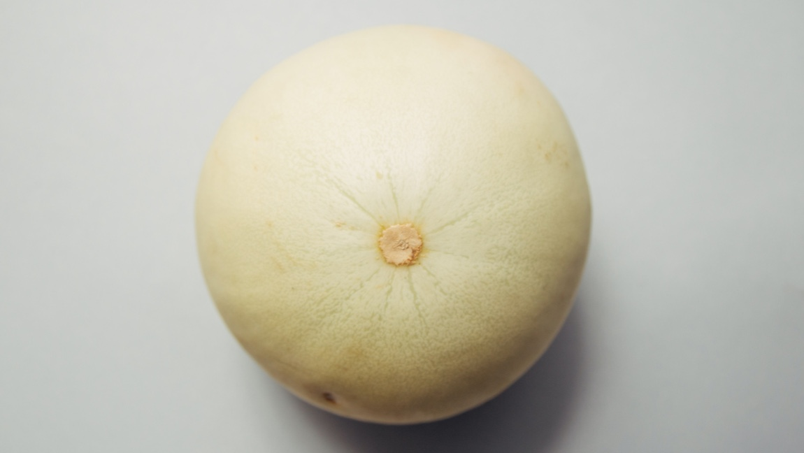 An image of a honeydew.