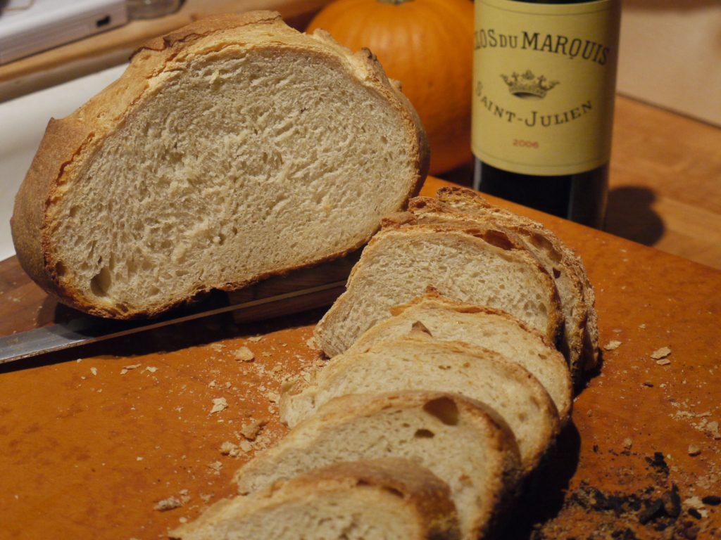 Sliced Pain de Campagne