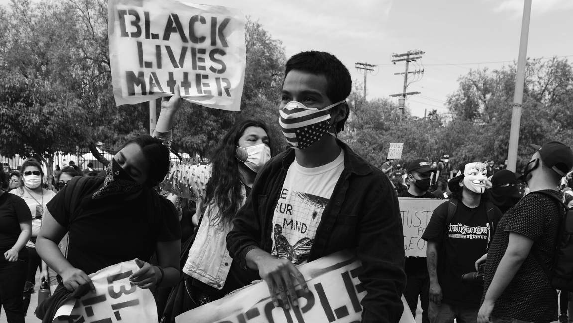 Here's why it's important for celebrities to show their support for #BlackLivesMatter