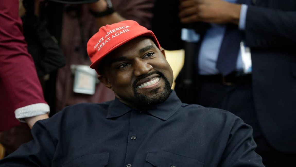 Dear Kanye West, the US presidency does not exist to stroke your ego