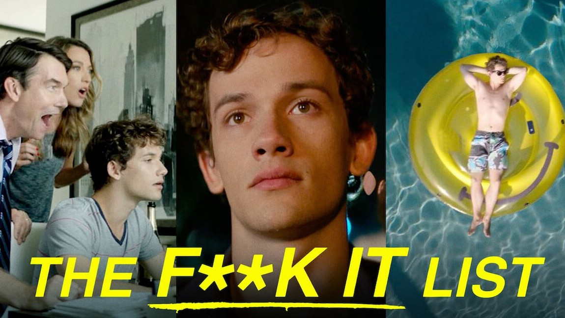 """Netflix's """"The F**k-It List"""" shows what it takes to say """"fuck it"""" and do what you really want"""