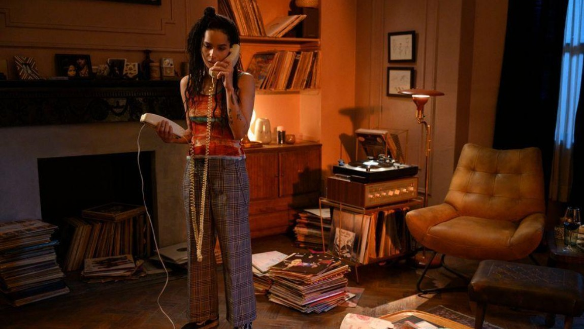 Zoë Kravitz in High Fidelity
