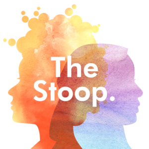Logo for The Stoop.