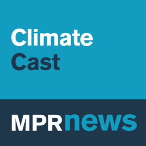 Logo for Climate Cast.