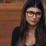 [Image Description: Mia Khalifa slightly faces away from the camera in a still from the TV show Ramy] Via IMDB