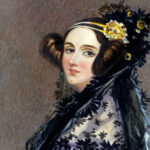Image description: oil painting of historical figure Ada Lovelace.] via Wikimedia Commons