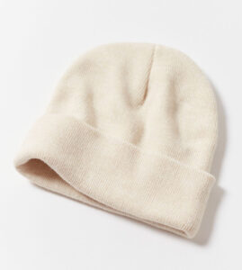 Ivory hat from urban