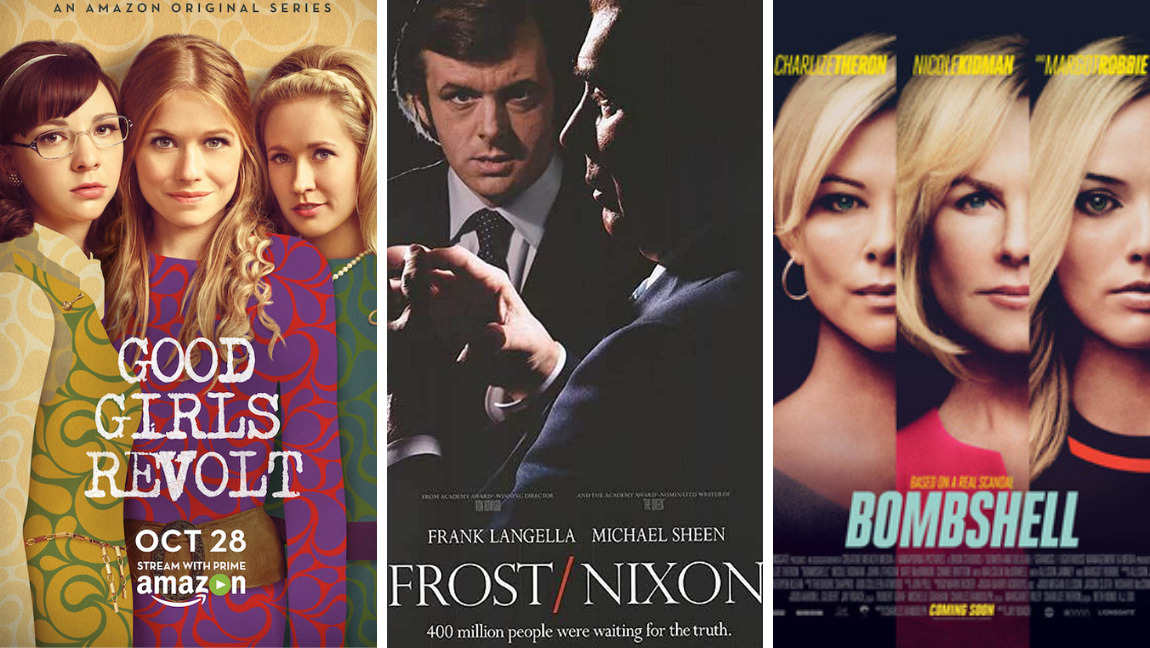 21 shows and films you need to watch to become an award-winning journalist