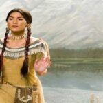 [Image Description: Mizuo Peck playing Sacagawea in the 2006 fantasy comedy film, 'Night at the Museum.'] via Pinterest